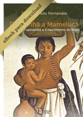 Capa para DE CUNHÃ A MAMELUCA: A MULHER TUPINAMBÁ E O NASCIMENTO DO BRASIL João Azevedo Fernandes