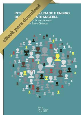 Capa para INTERCULTURALIDADE E ENSINO DE LÍNGUA ESTRANGEIRA: MOTIVAÇÃO À ORALIDADE EM LÍNGUA FRANCESA