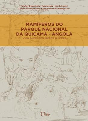 Capa para Mamíferos do Parque Nacional da Quiçama - Angola: Unindo o Conhecimento Tradicional ao Científico