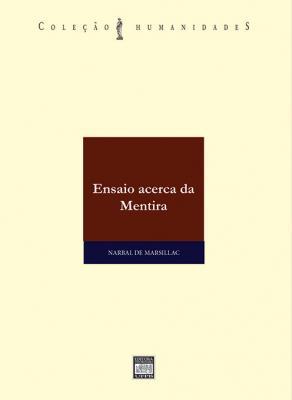 Capa para ENSAIO ACERCA DA MENTIRA