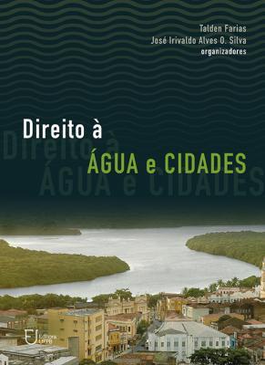 Capa para Direito à água e cidades