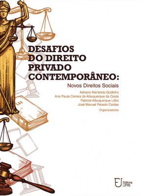Capa para Desafios do direito privado contemporâneo: novos Direitos Sociais - Vol. 1 e 2