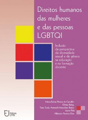 Capa para Direitos Humanos das Mulheres e das Pessoas LGBTQI: Inclusão da Perspectiva da Diversidade Sexual e de Gênero na Educação e na Formação Docente