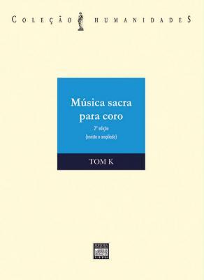 Capa para Música sacra para coro