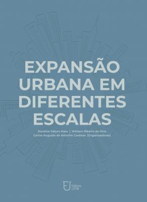 Capa para Expansão urbana em diferentes escalas