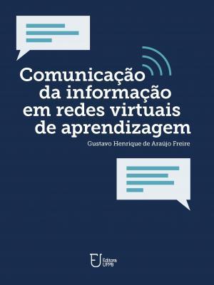 Capa para Comunicação da informação em redes virtuais de aprendizagem