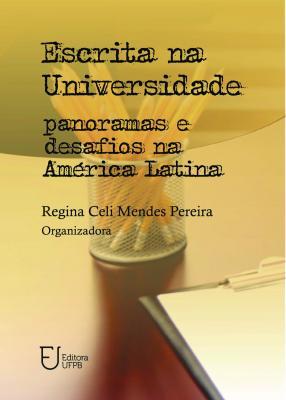 Capa para Escrita na universidade: panoramas e desafios na América Latina