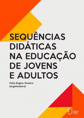 Capa para Sequências didáticas na educação de jovens e adultos