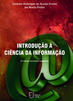 Capa para Introdução à ciência da informação
