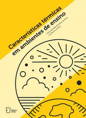 Capa para Características térmicas em ambientes de ensino