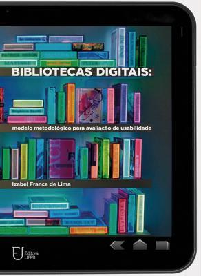 Capa para Bibliotecas digitais: modelo metodológico para avaliação de usabilidade