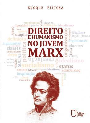Capa para Direito e humanismo no jovem Marx
