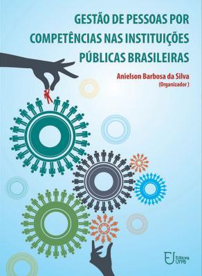 Capa para Gestão de pessoas por competências nas instituições públicas brasileiras