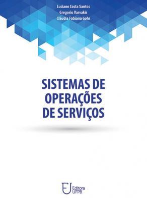 Capa para Sistemas de operações de serviços