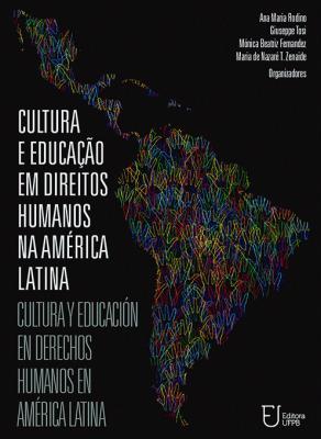 Capa para Cultura e Educação em Direitos Humanos na América Latina