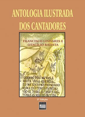 Capa para Antologia ilustrada dos cantadores