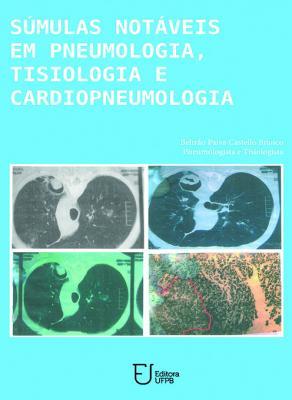 Capa para Súmulas Notáveis em Pneumologia, Tisiologia e Cardiopneumologia