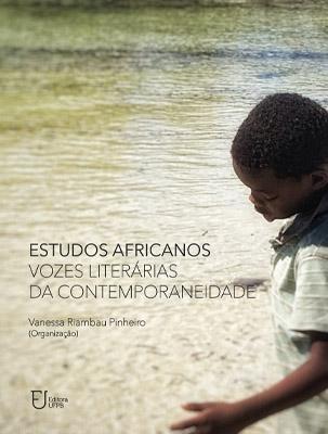 Capa para Estudos africanos: vozes literárias da contemporaneidade