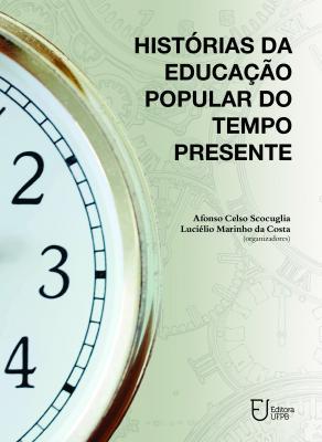 Capa para Histórias da Educação Popular do tempo presente