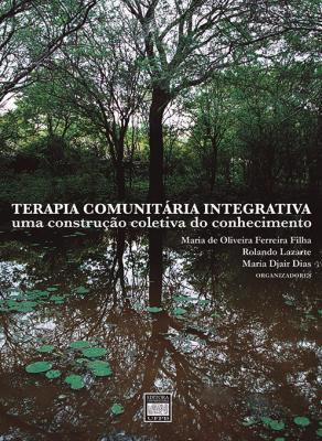 Capa para Terapia comunitária integrativa: uma construção coletiva do conhecimento