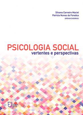 Capa para Psicologia social: vertentes e perspectivas