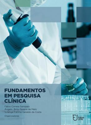 Capa para Fundamentos em pesquisa clínica