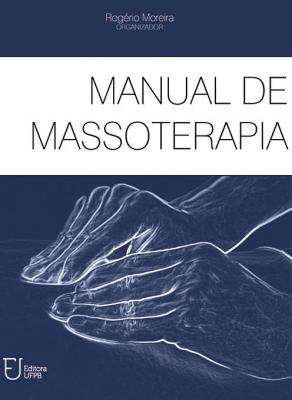 Capa para Manual de massoterapia