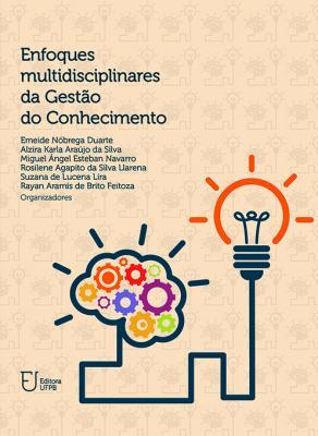 Capa para Enfoques multidisciplinares da Gestão do Conhecimento