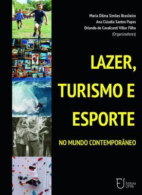 Capa para Lazer, turismo e esporte no mundo contemporâneo