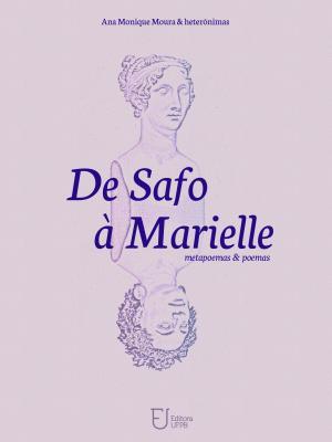 Capa para De Safo à Marielle: metapoemas & poemas