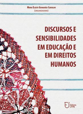 Capa para Discursos e Sensibilidades em Educação e em Direitos Humanos