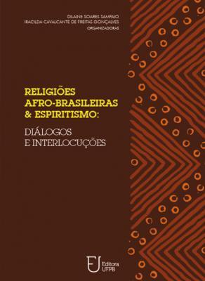 Capa para Religiões Afro-Brasileiras & Espiritismo: Diálogos e Interlocuções