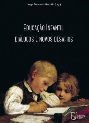 Capa para Educação Infantil: Diálogos e Novos Desafios