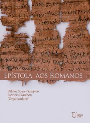 Capa para Epístola aos Romanos