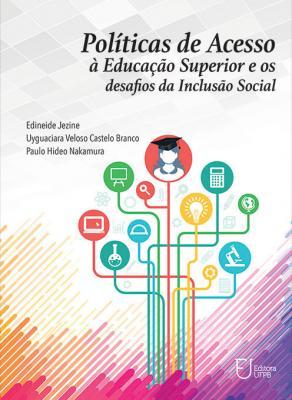 Capa para Políticas de Acesso à Educação Superior e os Desafios da Inclusão Social