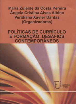 Capa para Políticas de Currículo e Formação: Desafios Contemporâneos