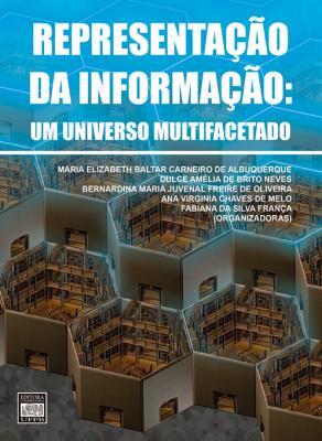 Capa para Representação da informação: um universo multifacetado
