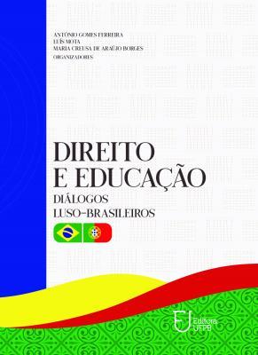 Capa para Direito e Educação: Diálogos Luso-Brasileiros