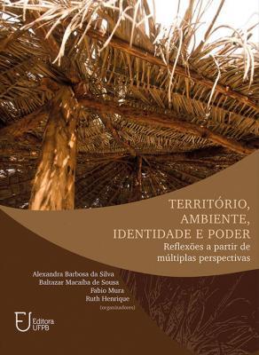 Capa para Território, ambiente, identidade e poder: reflexões a partir de múltiplas perspectivas