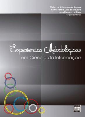 Capa para Experiências metodológicas em ciência da informação