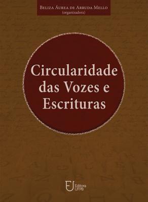 Capa para Circularidade das vozes e escrituras