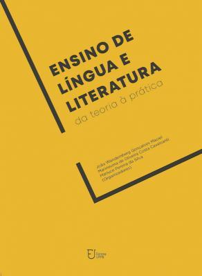 Capa para Ensino de língua e literatura: da teoria à prática