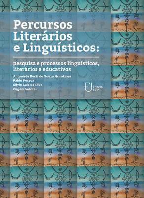 Capa para Percursos literários e linguísticos: pesquisas e processos linguísticos, literários e educativos