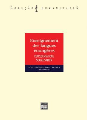 Capa para Enseignement des langues étrangères: representations socialisation