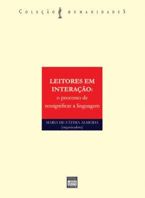Capa para Leitores em interação: o processo de ressignificar a linguagem