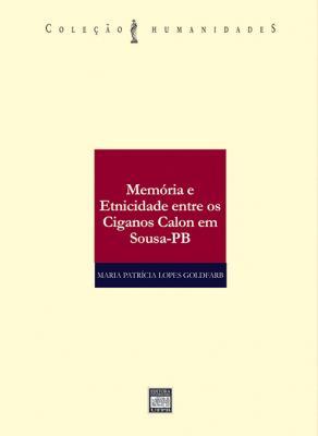Capa para Memória e etnicidade entre os ciganos Calon em Souza-PB