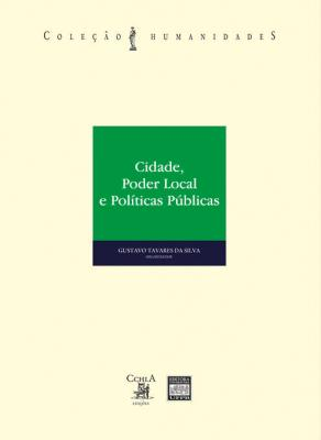 Capa para Cidade, Poder Local e Políticas Públicas