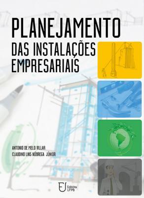 Capa para Planejamento das Instalações Empresariais