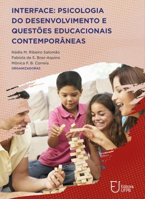 Capa para Interface: psicologia do desenvolvimento e questões educacionais contemporâneas