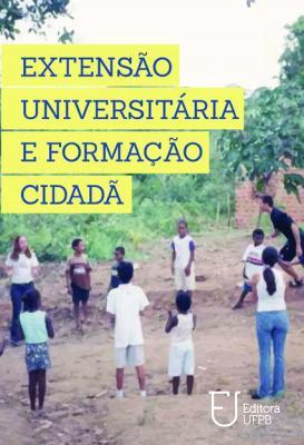 Capa para Extensão universitária e formação cidadã